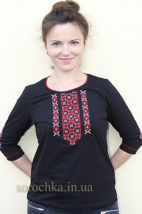купить женскую вышиванку в украине