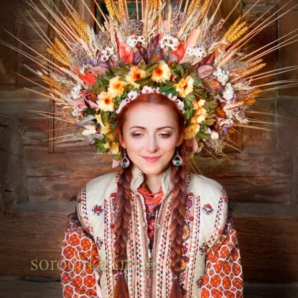 Сколько лет украинской вышиванке