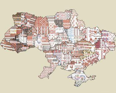 Что означают узоры украинских вышиванок